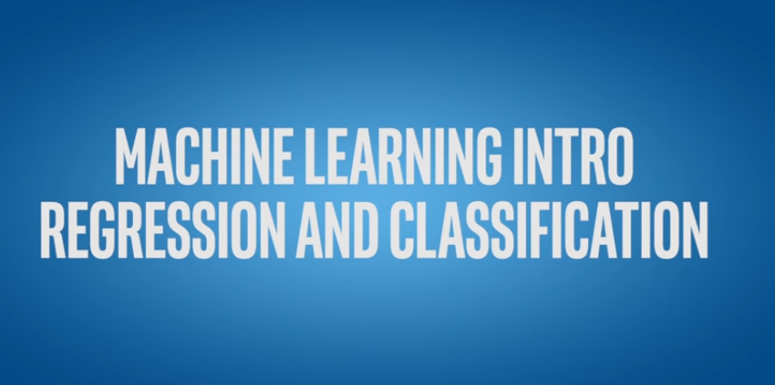 machine-learning-introduction-regression-and-classification